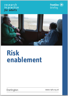 Case study 5: Tool 3 Risk enablement