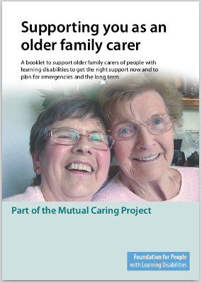 Case study 5 tool 5 Planning for older family carers