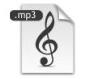 Download audio file