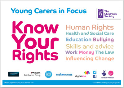 Know your rights - Young Carers in Focus
